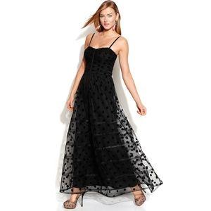 Betsey Johnson Dresses - Betsey Johnson Polka Dot Mesh Party Cocktail Dress